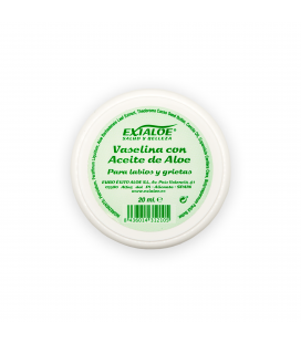 Vaseline with Aloe Oil