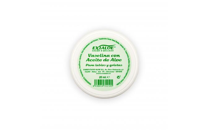 Vaseline with Aloe Oil