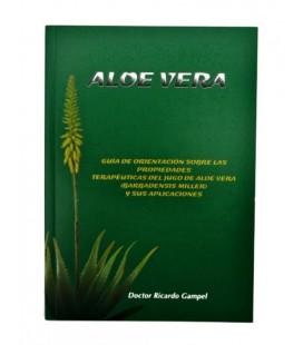 Libro: Guía de orientación del jugo de Aloe Vera. Dr Gampel