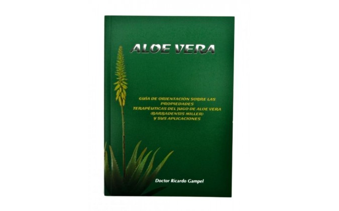 Book: Orientation guide of the Aloe Vera juice by Dr. Gampel (in Spanish)