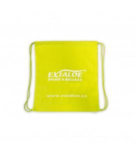 Bolsa-mochila tela verde