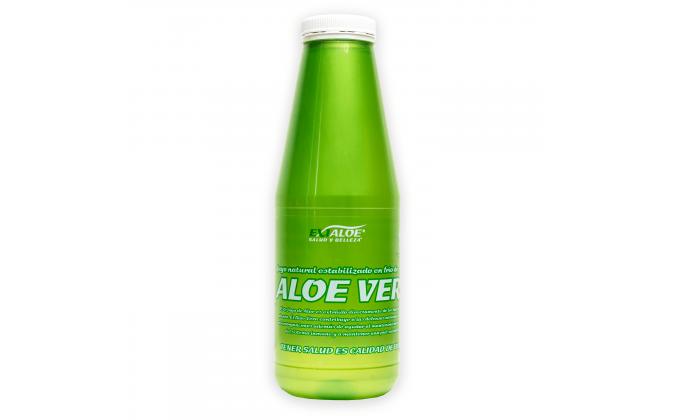 Jugo Aloe 100% natural 1:1 estabilizado en frío