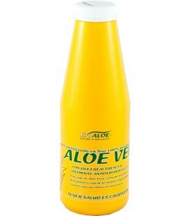 Jugo Aloe + Jalea Real y Vitaminas