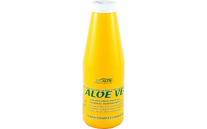 Aloe Vera Juice + Fresh Royal Jelly + Vitamins
