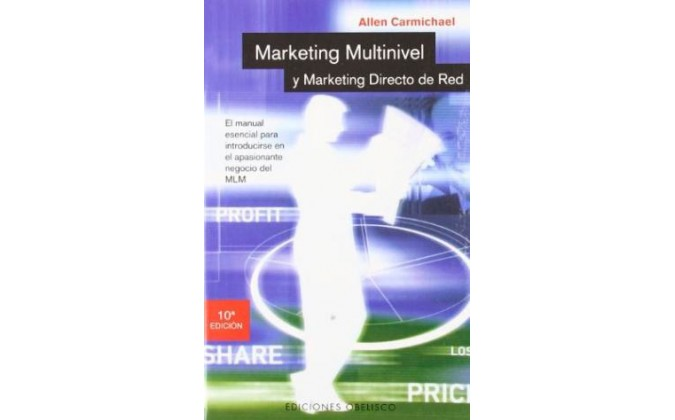 "Libro: ""Marketing Multinivel y Marketing directo"""