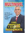Libro: Multinivel, Como prospectar y duplicar masivamente