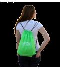 Bolsa-mochila con cuerdas