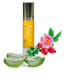 Musk Rose and Aloe Vera Oil