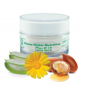 Moisturizing and Nourishing Cream Plus Q10