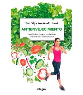 Libro: Antienvejecimiento con nutrición ortomolecular