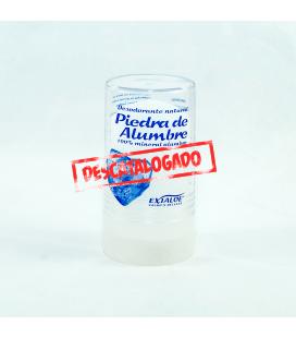 Desodorante natural Piedra de alumbre