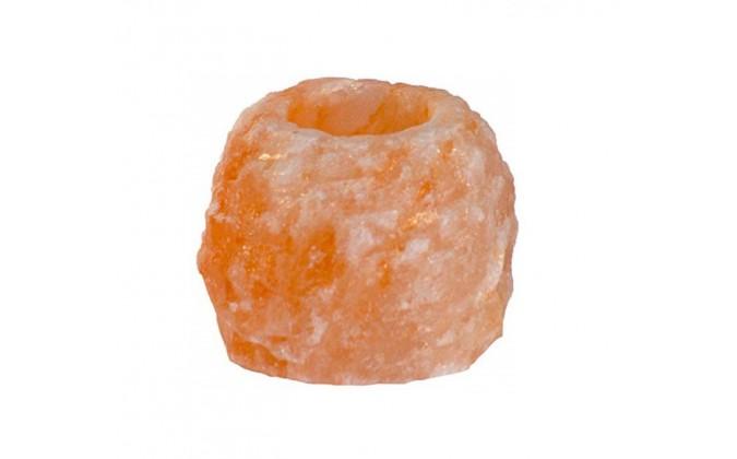 Portavela natural de Sal (0,5-1 kg)