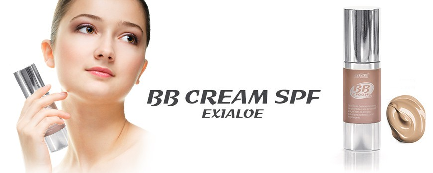 NEW BB CREAM SPF EXIALOE